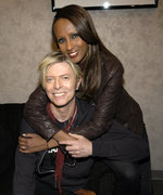 Happy 62nd Birthday, Iman! Look Back on Her Sweetest Moments with the Late David Bowie