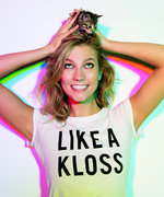 Karlie Kloss Designs a Tee for a Good Cause as Express's New Brand Ambassador