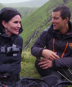 Courteney Cox Opens Up About Getting Older and the Pressures of Fame on Running Wild with Bear Grylls