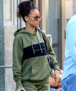 Rihanna's Latest Look Has Us Wanting to Rock a Sweatsuit, Stat