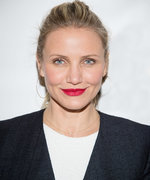 Fresh-Faced Cameron Diaz Enjoys a Spa Day in Los Angeles