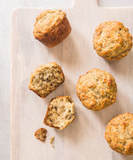 These Banana-Trail Mix Muffins Are Actually Good for You