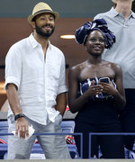"Lupita Nyong'o Watches Serena Williams Win at the U.S. Open, Crosses an Item ""Off the Bucket List"""