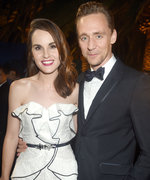 Michelle Dockery and Tom Hiddleston Reunite at HBO's Epic 2016 Emmys After-Party