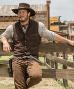 True Bromance: The Magnificent Seven Review