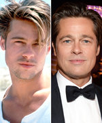 Brad Pitt Is on the Market! See His Transformation from Young Heartthrob to Dapper Dad