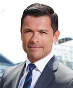 """Pitch Star Mark Consuelos on the Baseball Show's Important """"Messages of Empowerment"""""""
