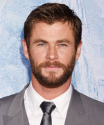 Chris Hemsworth Flexes His Crazy Thor Muscles to Celebrate a Sports Win (and We Can't Look Away)