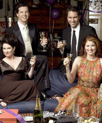 The Will & Grace Cast Reunite and Share Epic Photos
