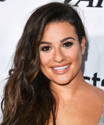 Pause: Did Lea Michele Bring Back Her Signature Bangs?