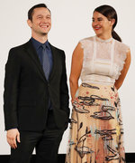 Joseph Gordon-Levitt and Shailene Woodley Flaunt Their Sweet Friendship at the Zurich Film Festival