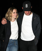 Emily Blunt and John Krasinski Exchange Loving Looks on Their N.Y.C. Stroll