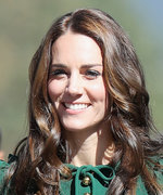 Kate Middleton Continues Canada Tour in the Lovliest Jade Dress