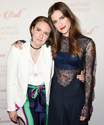 Lena Dunham and Allison Williams Say Emotional Goodbyes to Their Girls Characters