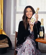 Rebecca Minkoff Designs a Bottle of Bubbly and Tells Us the Best Way to Drink It