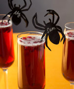 This Easy Halloween DIY Will Make Any Drink Look Festive