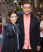 Anna Kendrick and Justin Timberlake Take to the Rainbow Carpet for the Trolls L.A. Premiere