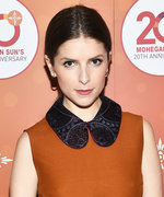 Here's How to Get Anna Kendrick's Crimped Pony Sitch