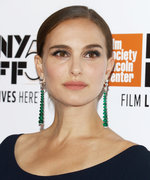 Natalie Portman Dresses Her Growing Bump in Casual Separates While Out in L.A.