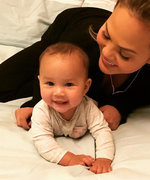 Chrissy Teigen and John Legend Have Spoiled Us Rotten with These Cute Photos of Baby Luna
