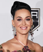 Katy Perry Rings in Her 32nd Birthday by Enjoying a Bacon Cake and Voting Early