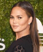 Chrissy Teigen's Baby Luna Makes the Cutest Dinner Date Out in London