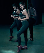 Kylie Jenner Models Puma's Newest Sneaker, the Fierce KRM
