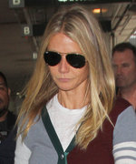 Gwyneth Paltrow Leans on the Power of Accessories to Turn Up Her Easy Jet-Set Style