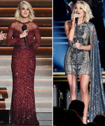 See All of Carrie Underwood's Memorable Outfits from the 2016 CMA Awards