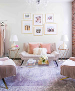 Room Makeover: A Bridal Salon So Chic, We Want to Marry It