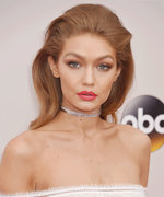 Gigi Hadid Steps Out with a Ring on That Finger