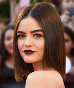 Lucy Hale Might Just Have the Hottest Winter Hair Color Ever
