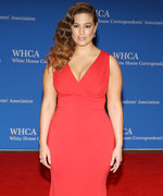 Ashley Graham on Party Dressing, Plus-Ones, and the Power of a Red Dress