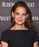 Katie Holmes's Blunt Bangs Are Back