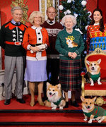 This Photo of the Royal Family in Ugly Christmas Sweaters Is Everything