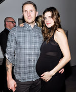 Lake Bell Announces Her Second Pregnancy in a Bump-Hugging Dress