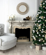11 Adorable Fireplace Decor Ideas Just in Time for the Holidays