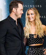 Jennifer Lawrence Had the Best Reaction to Chris Pratt Speaking German