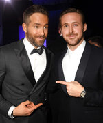 We're Dead: Ryan Reynolds and Ryan Gosling's Fangirl Moment