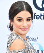 Lea Michele's New Haircut Is an Oldie but Goodie