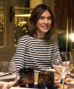 Alexa Chung Being Awkward at a Dinner Party Is All of Us