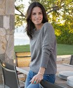 Could Courteney Cox's Airy Malibu Home Be Any More Beautiful?