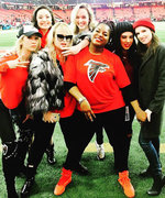 The Barden Bellas Take the NFL—and Have the Best Time