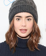 Lily Collins on Coming to Terms With Anorexia Through Her New Movie