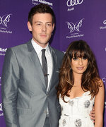 Lea Michele Cozies Up to Cory Monteith in a Sentimental Throwback