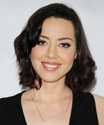 Aubrey Plaza Looks Totally Different As a Redhead