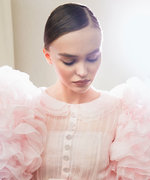 15 Stunning Backstage Photos from the Chanel Haute Couture Show