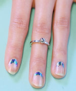 Nail Art Know How: At-Home Chrome