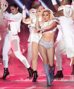 Buy the Exact Boots Lady Gaga's Super Bowl Halftime Dancers Wore on Stage
