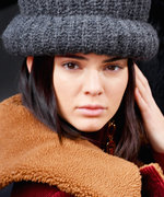 Kendall Jenner Wore Hilariously Huge Hat at Marc Jacobs